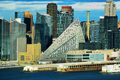 NYC Waterfront Sundown