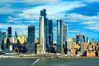 NYC Sunshine Afternoon