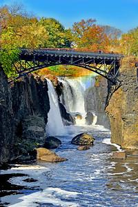 NJ Great Falls - Autumn Awesome