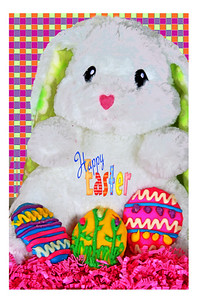Easter Bunny Greeting