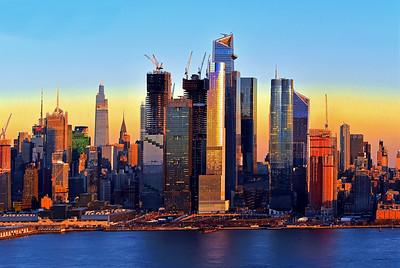NYC Saturday Sundown