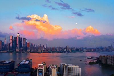 NYC Sundown Smog