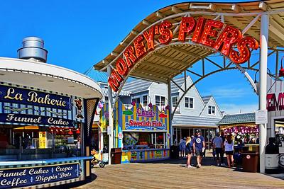 Wildwood NJ - Boardwalk Pier