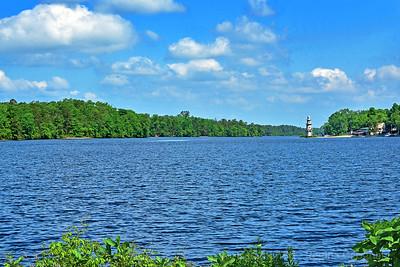 Lake Lenape Scenic View N.J.