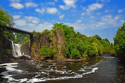 Great Falls Park Paterson NJ