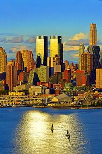 Sundown Sailing NYC