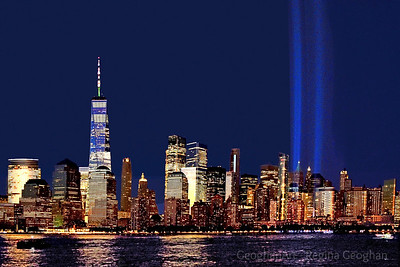 Tribute in Light  NYC- 20 Years After