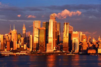 Golden City Sundown NYC
