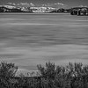 Yellowstone Lake In The Spring