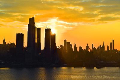 NYC Sungold Morning