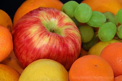 Still Life Fruit Study