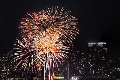 Lunar New Year Fireworks NYC 3