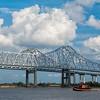 Mississippi River Tug; New Orleans
