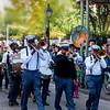 Second Line Parade; French Quarter; NOLA