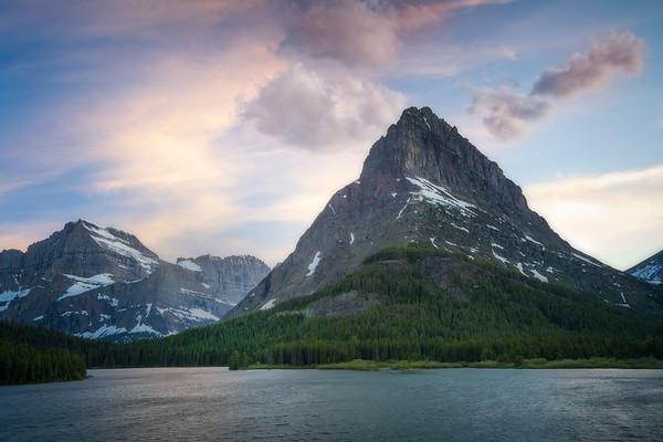 Swift Gleam || Many Glacier
