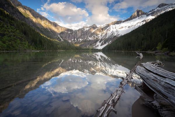 Avalanche Mirror || Avalanche Lake
