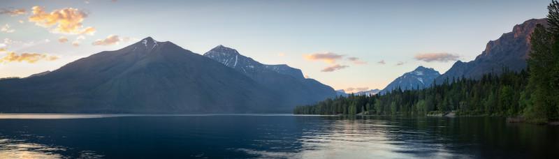 Dreamful || Lake McDonald