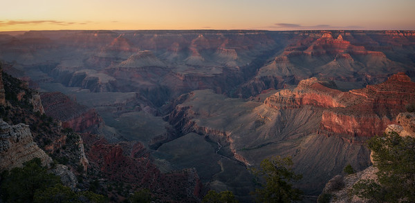 Morning Mather || Mather Point