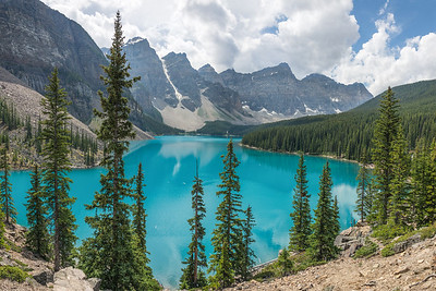 Moraine Lake - Pure Turquise