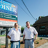 Gene & Steve's Airport Diner has officially opened at their new location, 192 Hamilton Street in Leominster. SENTINEL & ENTERPRISE / Ashley Green