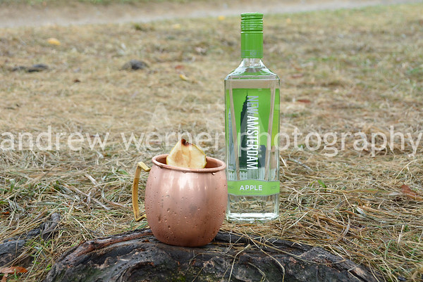New Amsterdam Vodka Apple Picking 10.13.16