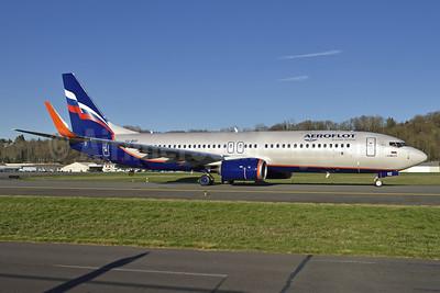 Aeroflot Russian Airlines Boeing 737-8LJ WL VQ-BVP (msn 41204) BFI (Steve Bailey). Image: 926391.