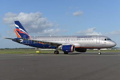 Aeroflot Russian Airlines Airbus A320-214 WL VP-BJA (msn 5536) AMS (Ton Jochems). Image: 928868.