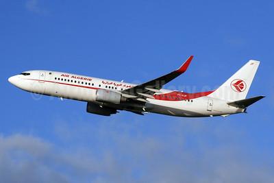 Air Algerie Boeing 737-8D6 WL 7T-VJP (msn 30208) LHR (SPA). Image: 926233.