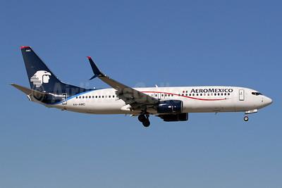 AeroMexico Boeing 737-852 SSWL XA-AMC (msn 36704) MIA (Brian McDonough). Image: 925859.
