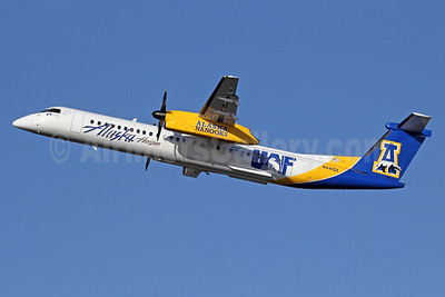 University of Alaska Fairbanks Nanooks special livery
