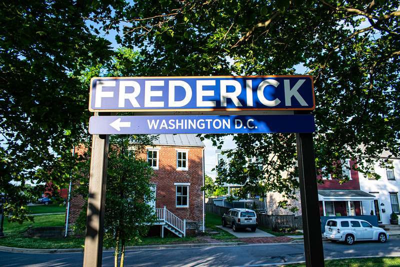 Welcome to Frederick!