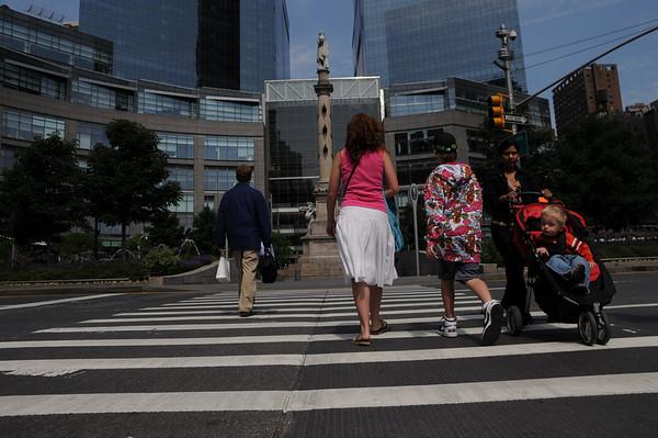 D.S. Columbus Circle