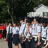 New Baltimore's annual Memorial Day parade and ceremony was held May 30. (Photo by Dave Angell)