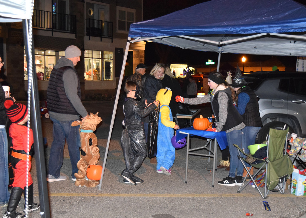 . Families celebrated Halloween in downtown New Baltimore on Oct. 26, 2018, during the city�s annual Trick or Treat on Washington Street event. (Photos by Katelyn Larese)