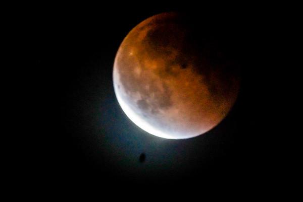 Blood Moon Lunar Eclipse & Ceremony NBOC 9 27 2015