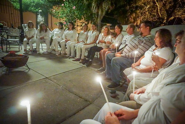 NBOC, Winter Solstice, Full Moon Ceremony, Christmas Party 12, 20, 2015