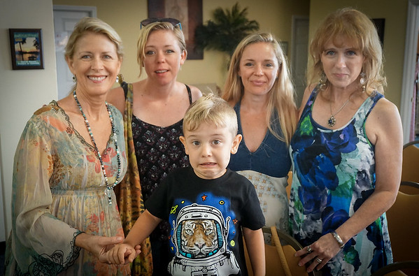 NBOC, Nova Family, Pot Luck 6 5 2016