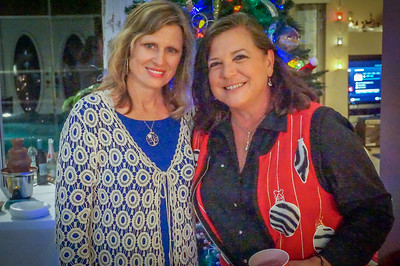 Renee's Christmas Party, New Port Richey FL 12 19 2014