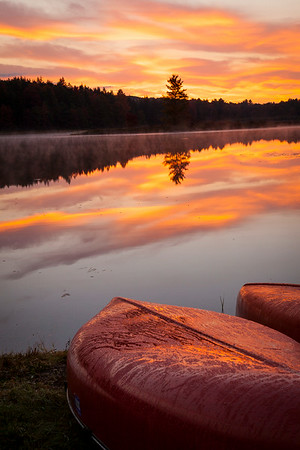 """Dawn of a New Day"" (photography archival pigment print on cotton rag) by Dave Hammaker"