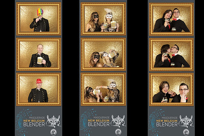 New Belgium Blender Masquerade