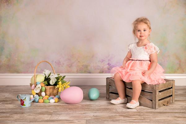 Josie Easter 2018