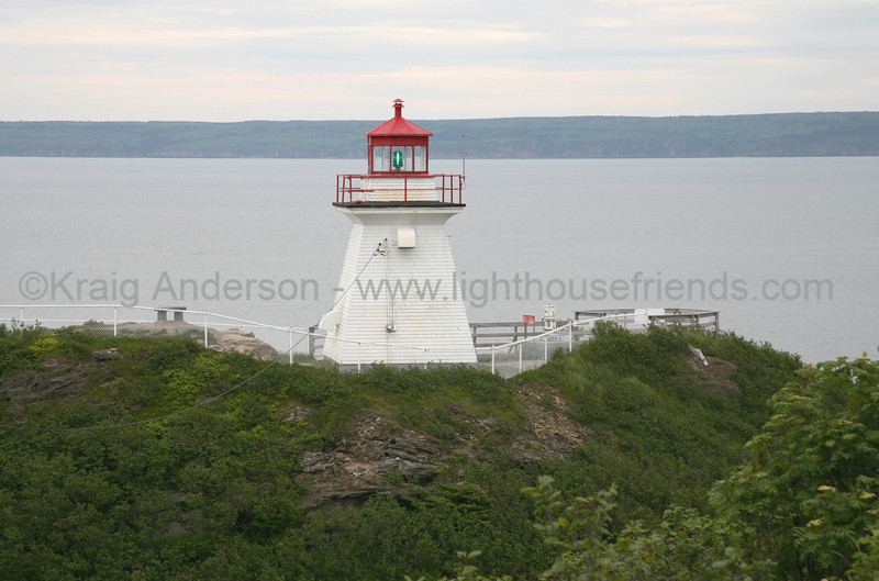 Cape Enrage Lighthouse