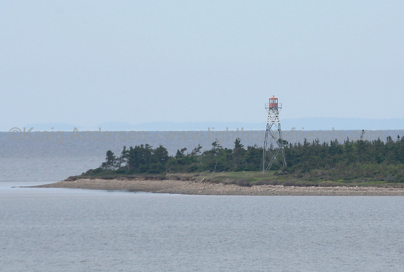 Carquet Island Lighthouse