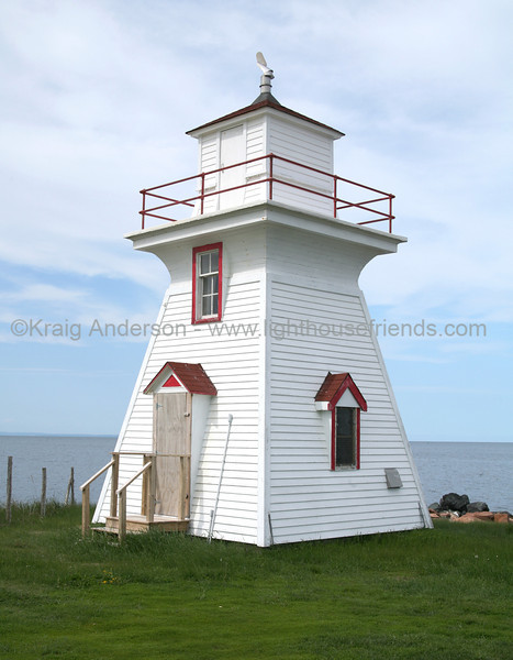 Caraquet Range Front Lighthouse