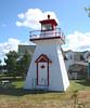 Cocgane Range Front Lighthouse