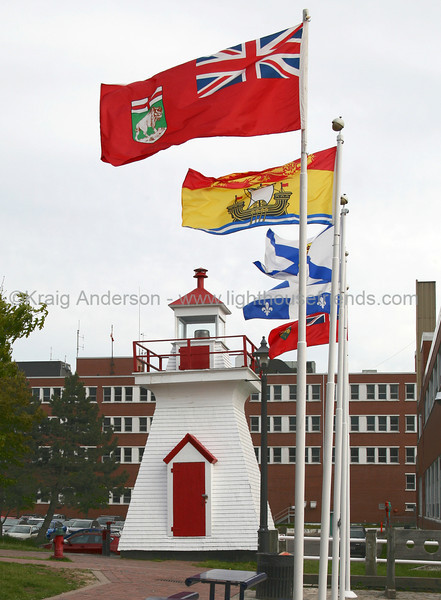 Digby Pier Lighthouse