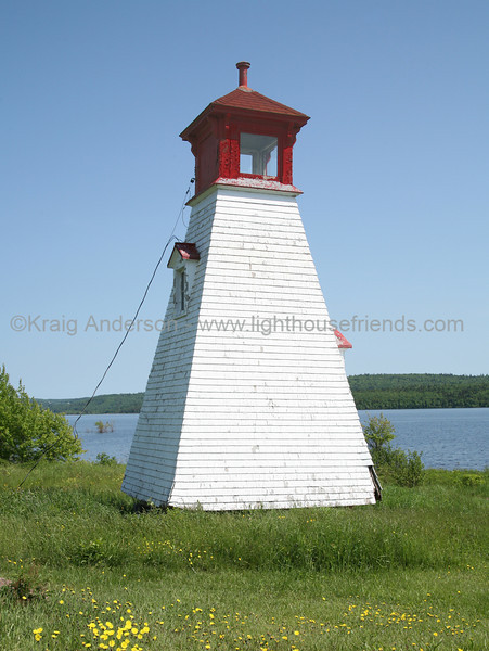 Hendry Farm  Lighthouse