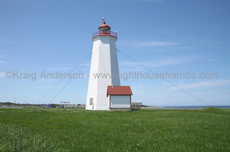 Miscou Island Lighthouse
