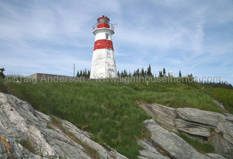 Musquash Head Lighthouse