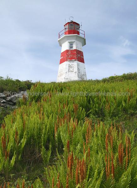 Musquash Head Lighthouse